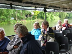 Windsor To Runneymede by boat