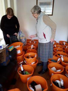 75 buckets