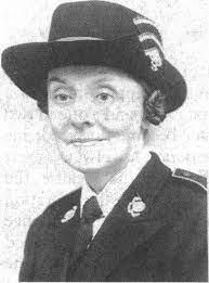 Dr Muriel Haigh SI Wigan first President